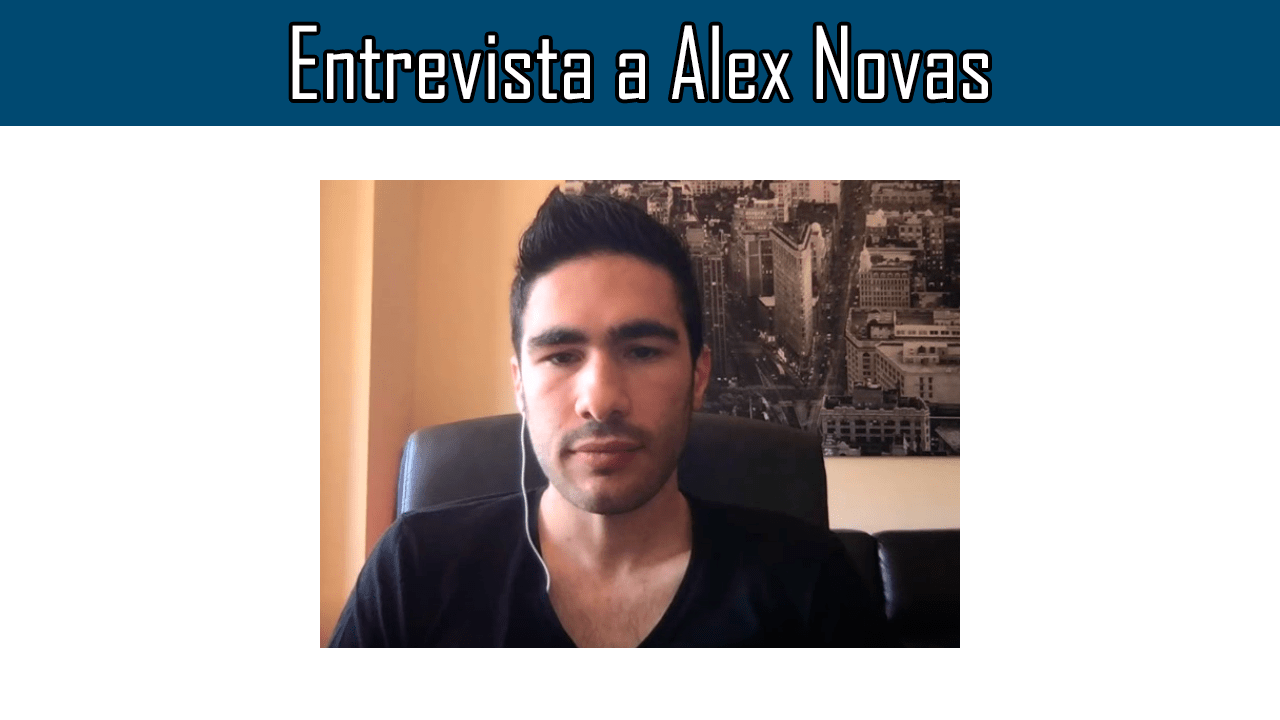 Entrevista con Alex Novas, Experto en Marketing